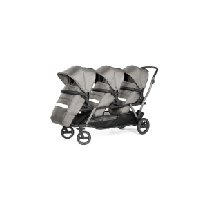 Triplette Piruet CIty Grey celoten voziček