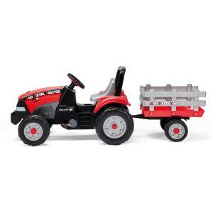 Maxi Diesel Tractor s prikolico
